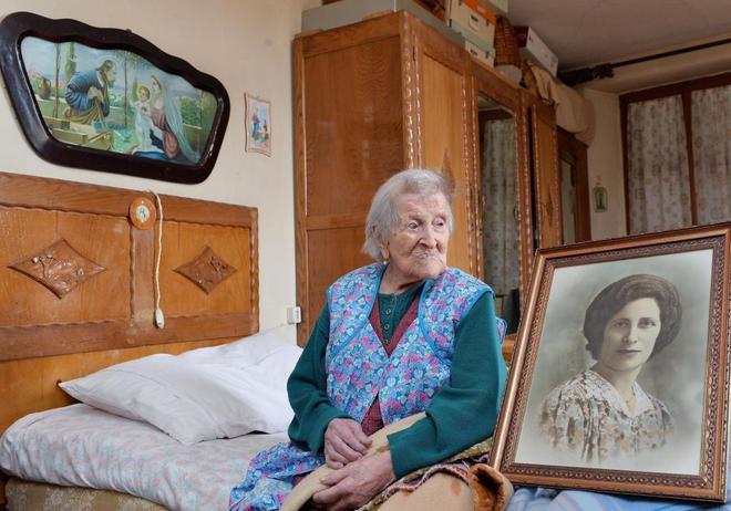 Muere a los 117 años Emma Morano, la persona más vieja del mundo