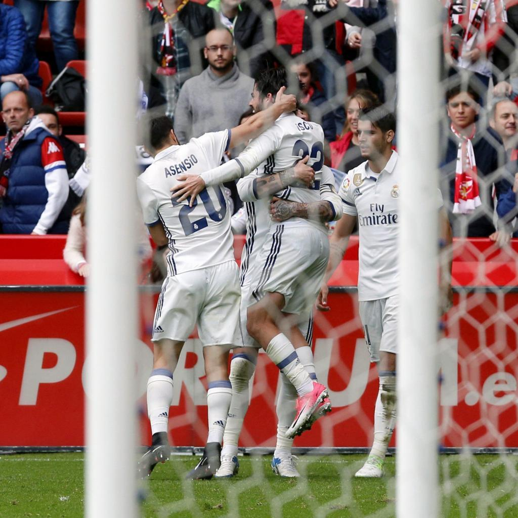 El Madrid, también líder en remontadas en territorio hostil