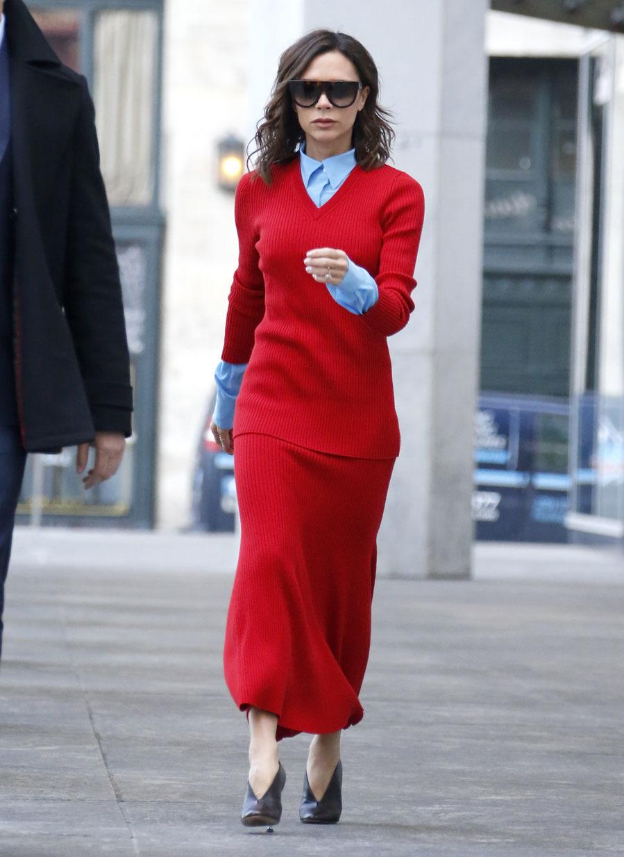 Victoria Beckham, sus mejores looks en su 43 cumpleaños