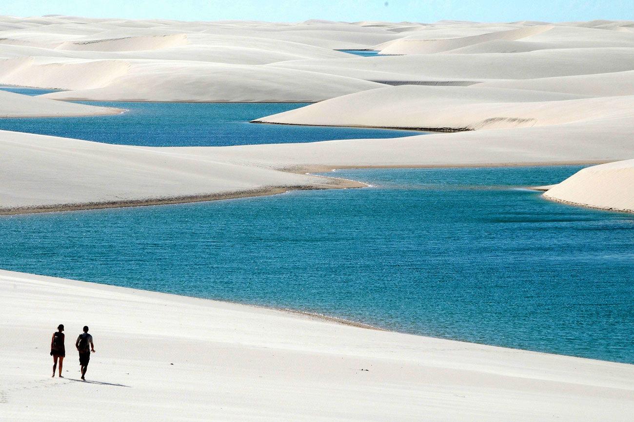 Brasil ofrece un montón de atractivos a sus visitantes y también...
