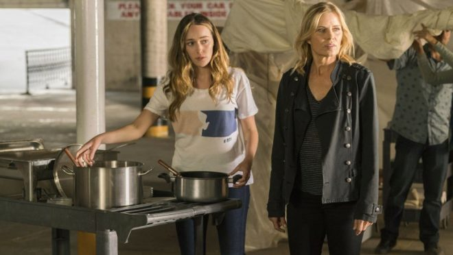 AMC renueva Fear the Walking Dead por una cuarta temporada ...