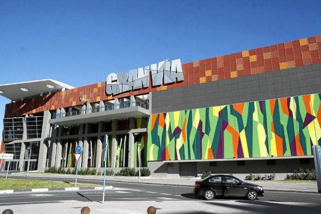 El centro comercial gran v a a la venta por 50 millones - Centro de negocios en alicante ...