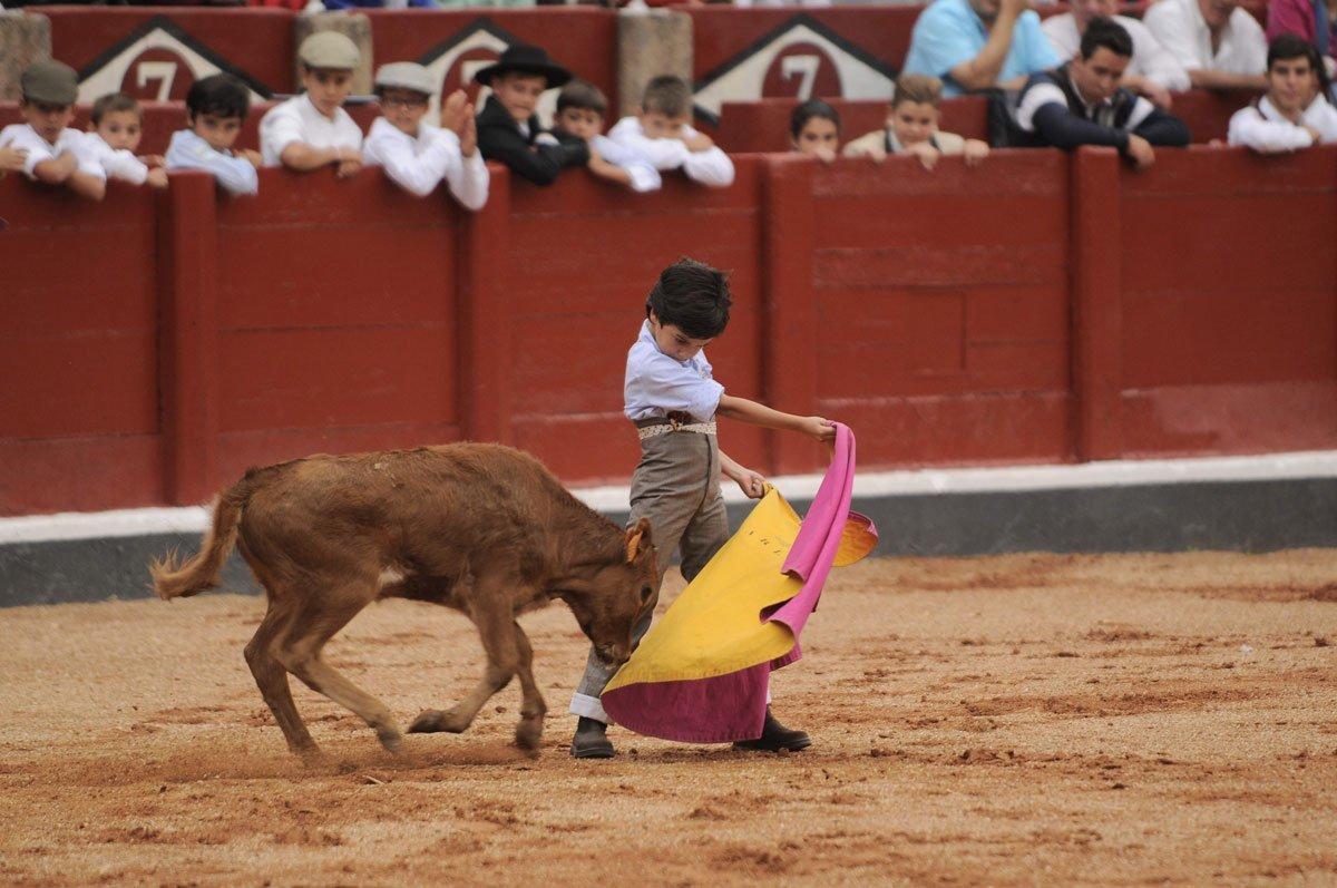El niño Marco Pérez toreará con El Juli, Cayetano y Roca Rey ...