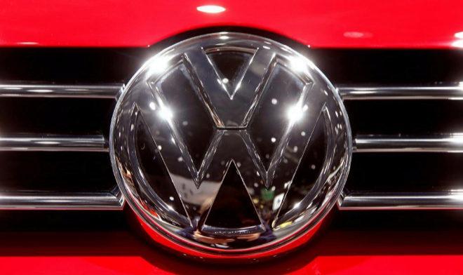 Frontal modelo Volkswagen