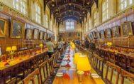 Salón comedor del Christ Church College de Oxford.