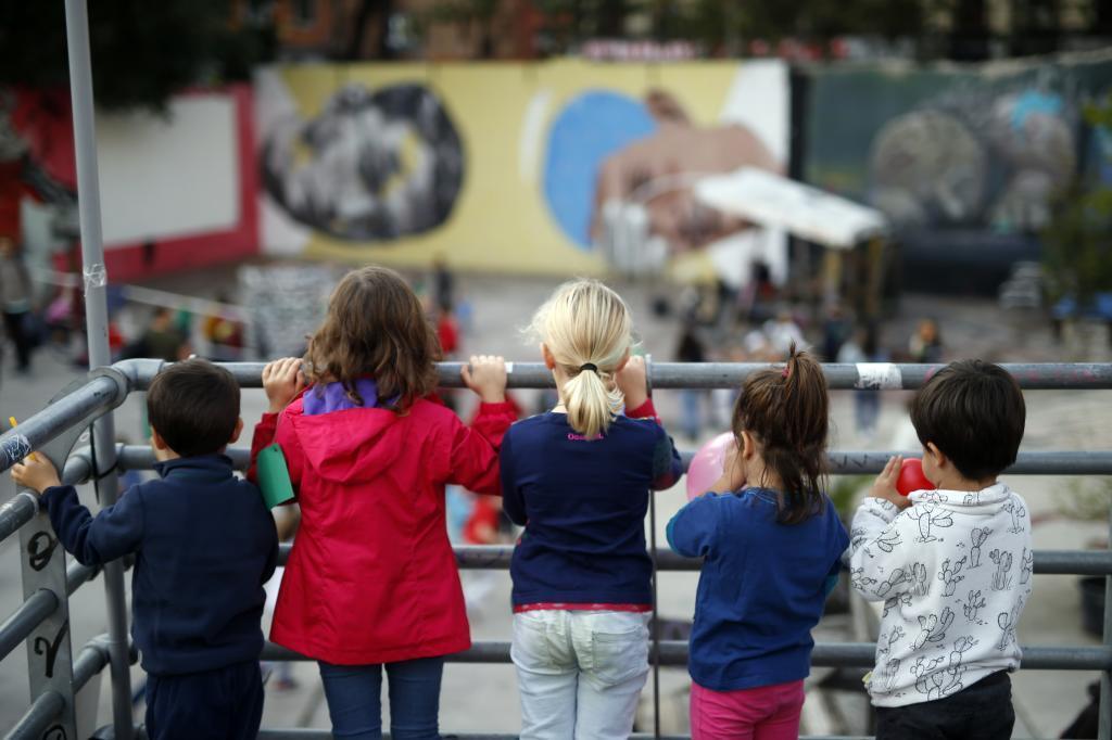 Los pediatras 'recetan' naturaleza y juegos al aire libre para mejorar la salud