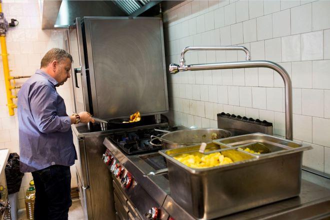 """Alberto Chicote: """"No soy una estrella, soy cocinero y ya está"""""""