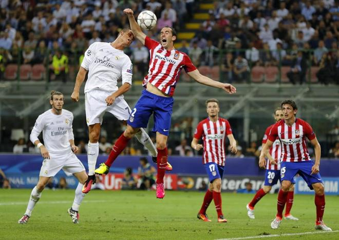 Semifinal Real Madrid-Atlético: El tozudo derbi que nunca acaba