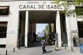 Exterior de la sede central del Canal de Isabel II.