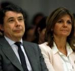 Ignacio González y Lourdes Cavero en una imagen de archivo