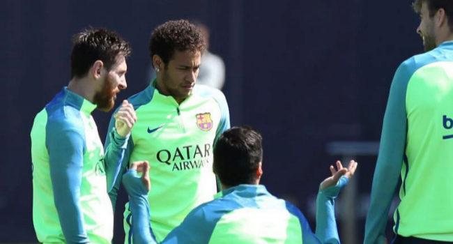 El Barça exige la reunión del TAD y aún no descarta a Neymar