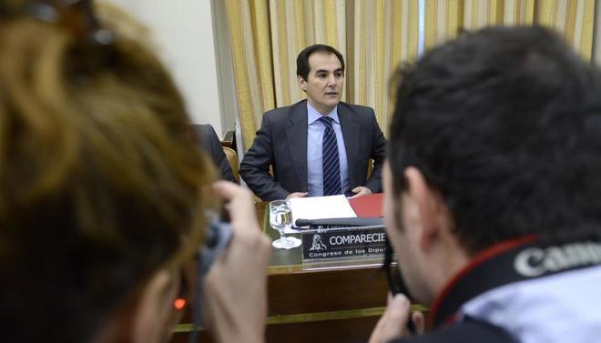 El Secretario de Estado de Seguridad, José Antonio Nieto, comparece...