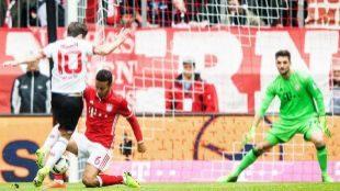 El histórico gol de Bojan Krkic que propició el tropezón del Bayern