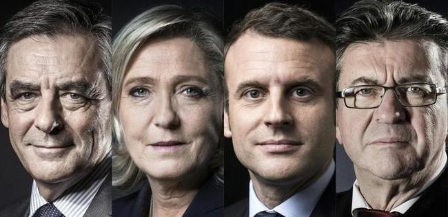 Las propuestas de los  favoritos en las elecciones francesas