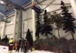 30 personas atrapadas en el telesilla de la pista de esquí de Xanadú