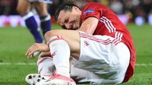 Ibrahimovic, seis meses de baja y ¿retirada?