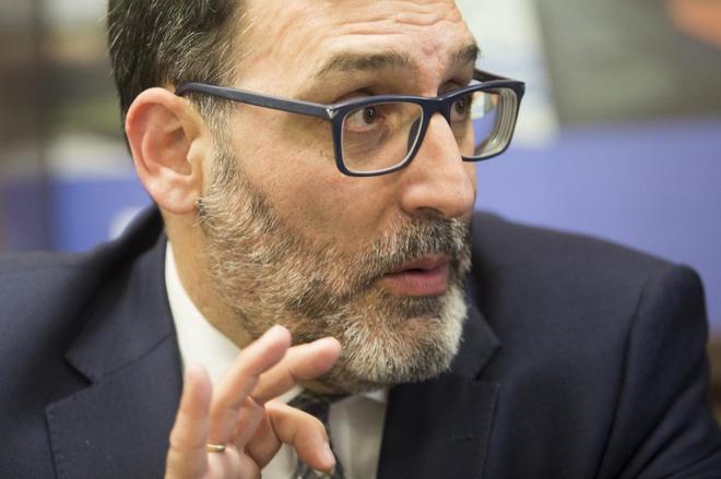 El juez de la Audiencia Nacional y responsable de la 'Operación...