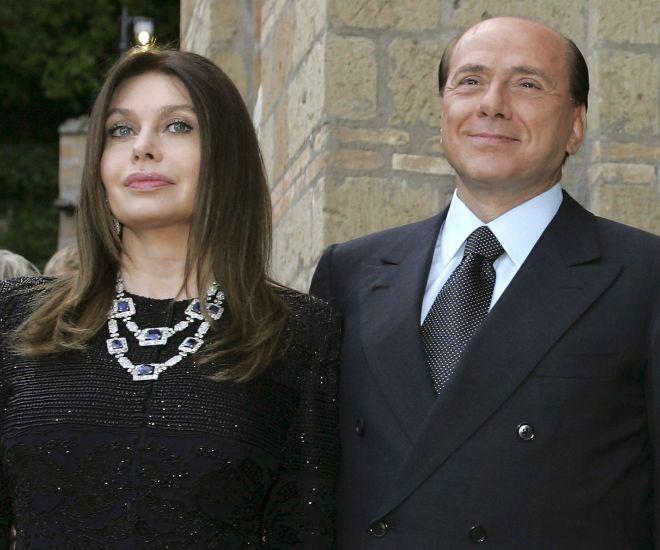 Embargan 26 millones a Berlusconi por 'orden' de su ex, Verónica Lario 14930294669689