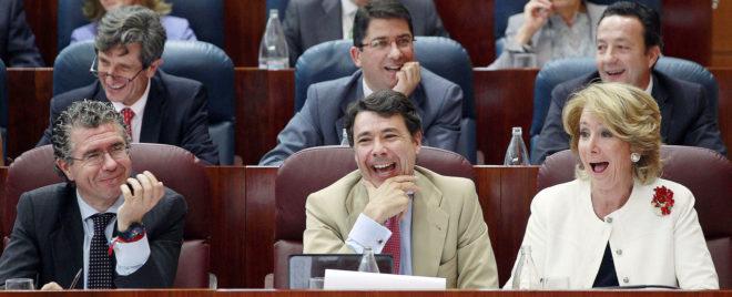 Francisco Granados e Ignacio González, ahora en la cárcel y en la...