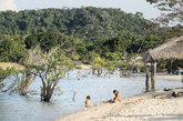 Ilha do Amor, básicamente una lengua de arena paradisíaca, ha hecho...