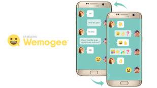 Esta app de Samsung usa emojis para ayudar a personas con afasia