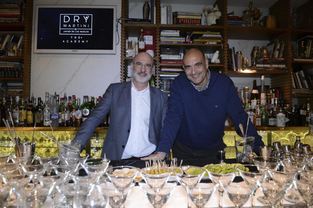 Fernando Aramburu y Xavier Bosch, los triunfadores del día