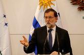 Mariano Rajoy comparece ante la prensa tras su encuentro con el...
