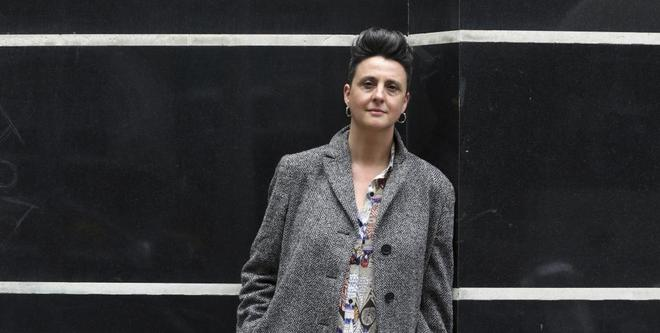 La escritora y editora Elisabet Riera