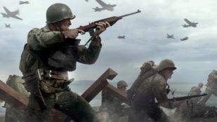 El nuevo juego de Call of Duty vuelve a la II Guerra Mundial
