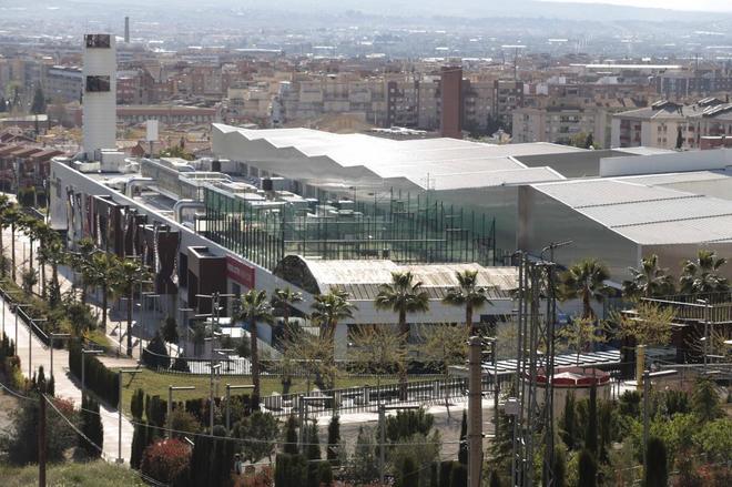 La discoteca del centro comercial Serrallo en Granada.