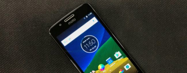 El Moto G5, otro potente aspirante al trono de la gama media