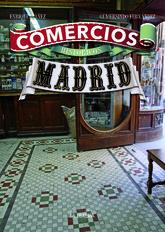 Portada del libro 'Comercios históricos de Madrid', escrito por...