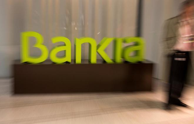 Bankia logra el mejor resultado trimestral de su historia tras elevar un 28,4% su beneficio