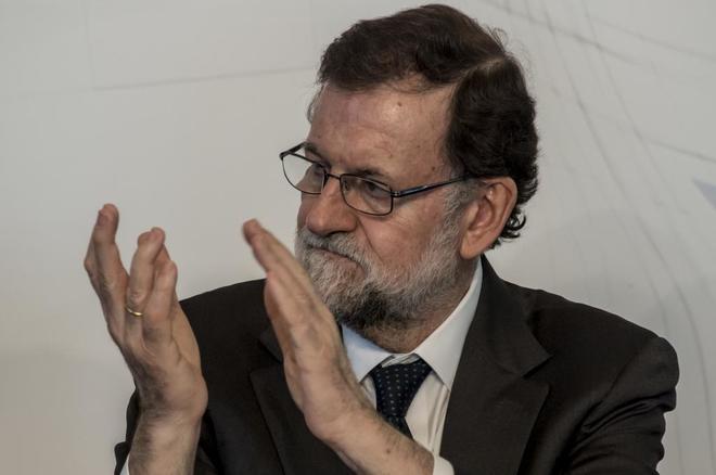Mariano Rajoy, el pasado martes en Sao Paulo.