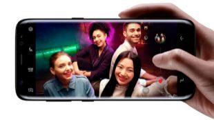 Ocho datos sobre el Samsung Galaxy S8