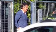 El hermano de Ignacio González, Pablo, tras ser detenido en la...