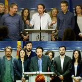 De los tiempos de la unidad en Podemos... a los tiempos de las purgas...