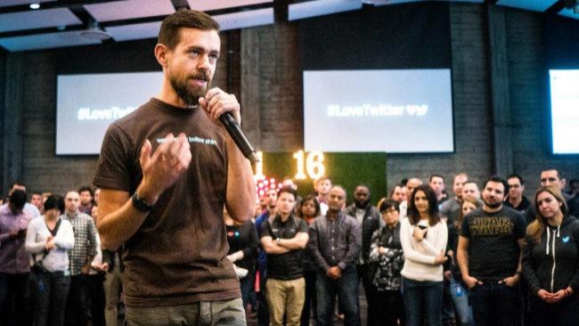 Twitter, en vivo y en directo
