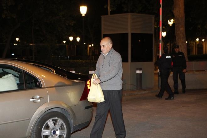 El ex consejero delegado de la empresa pública ICM, José Martínez...