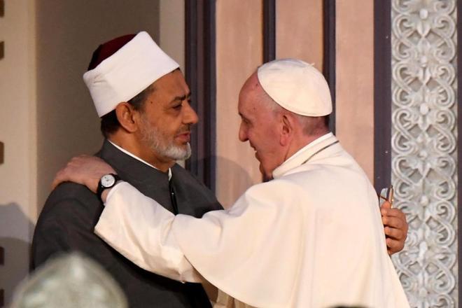 El Papa y el Imán