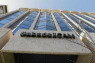 Sede del Banco Sabadell en Alicante.