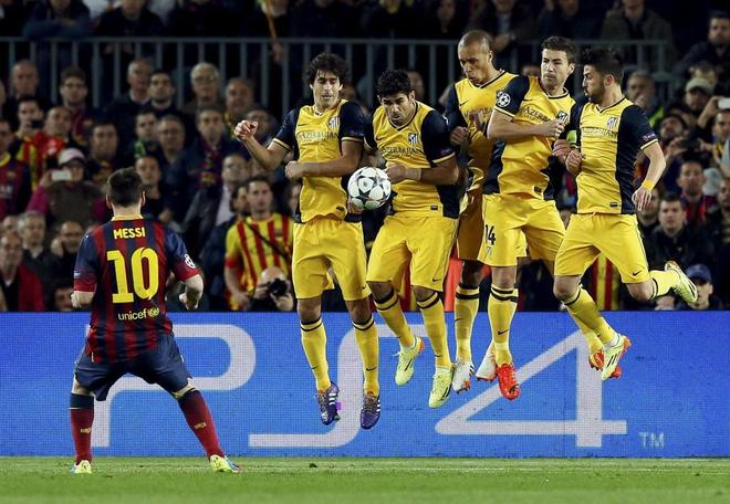 Champions League: El Atlético, de negro y amarillo en el Bernabéu ...