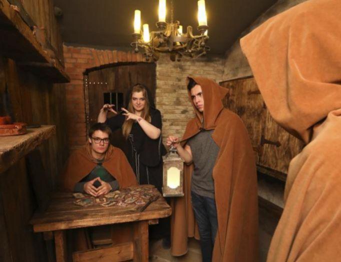 La Mazmorra Medieval Escape Room