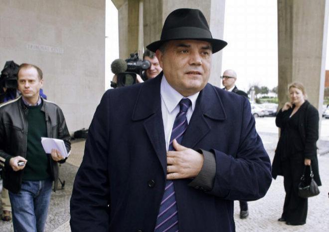 Gonçalo Amaral, el comisario portugués que fue apartado del caso.