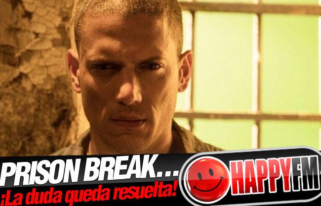 Prison Break\': Revelada la Razón por la que Michael Scofield Sigue ...