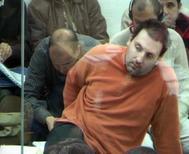 Emilio Suárez Trashorras, durante el juicio del 11-M en la Audiencia Nacional.