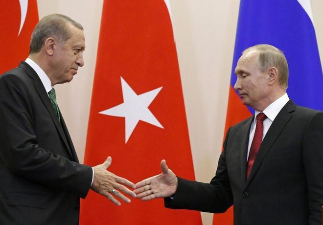 Resultado de imagen de turquia rusia
