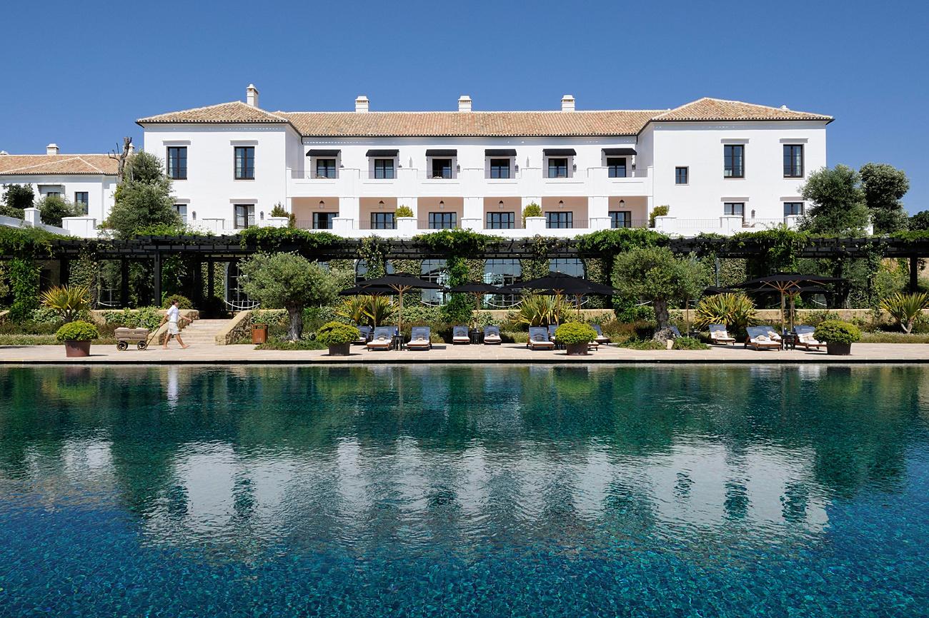 Cortesin el mejor resort de espa a este cinco estrellas - Hoteles cinco estrellas en madrid ...