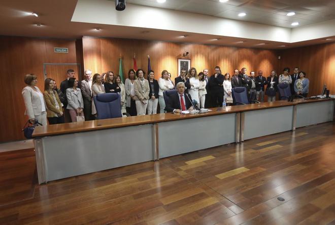 los jueces de m laga se plantan ante el plan del cgpj para