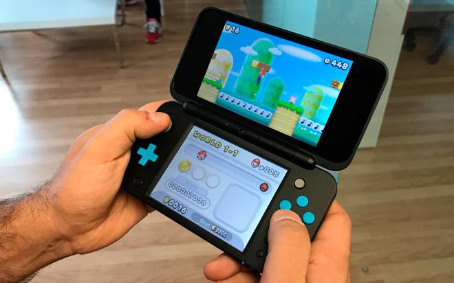 Una Hora Con New Nintendo 2ds Xl Tecnologia Home El Mundo